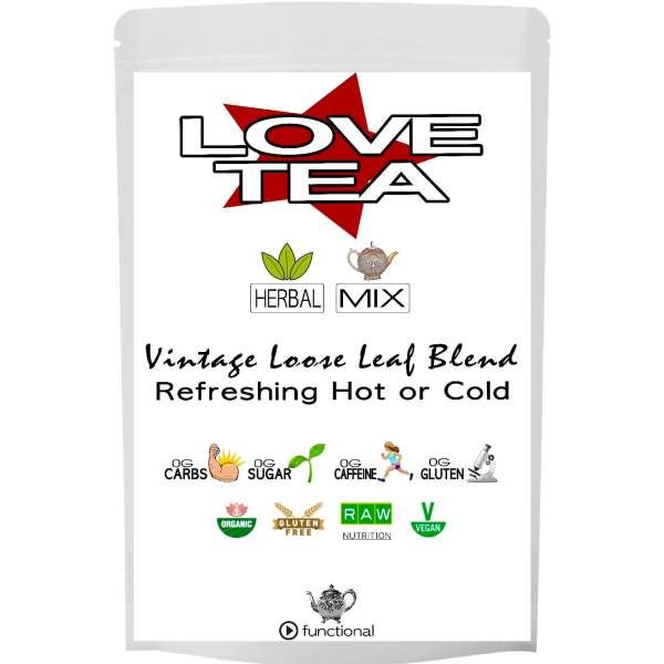 LOVE TEA. ORGANIC. ETERNALDELIGHT.CO.NZ