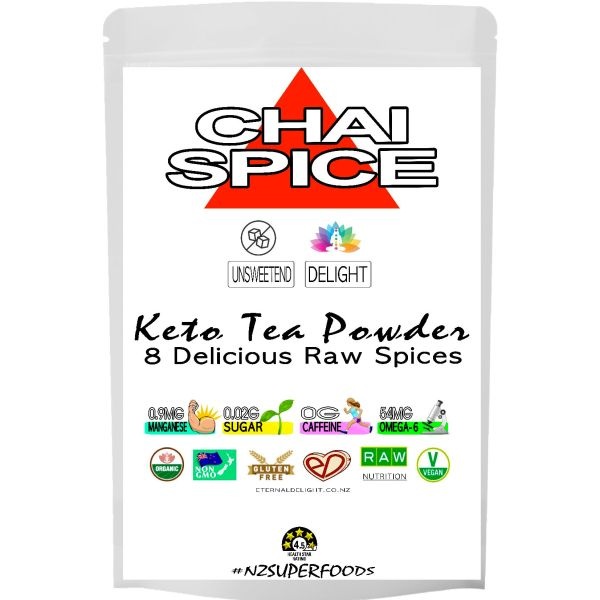 CHAI SPICE. ETERNALDELIGHT.CO.NZ