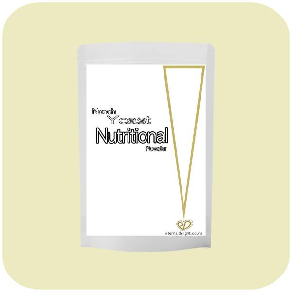 NUTRITIONAL YEAST. NOOCH POWDER. ETERNALDELIGHT.CO.NZ