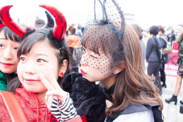 t-spook halloween odaiba