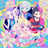 Bloomy*スマイル (Bloomy*Smile) - Aikatsu Planet! - Lyrics & Translation