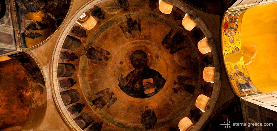 Hossios Loukas, a UNESCO World Heritage Site GreeceEternal Greece Ltd