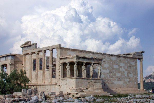 Athens Acropolis, a UNESCO-listed World Heritage Site copyright Eric Cauchi Eternal Greece Ltd Eric Cauchi Eternal Greece Ltd