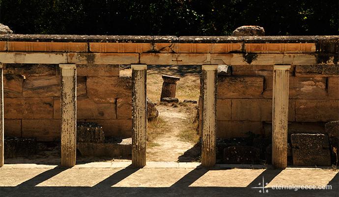 amphiareion Eternal Greece Ltd