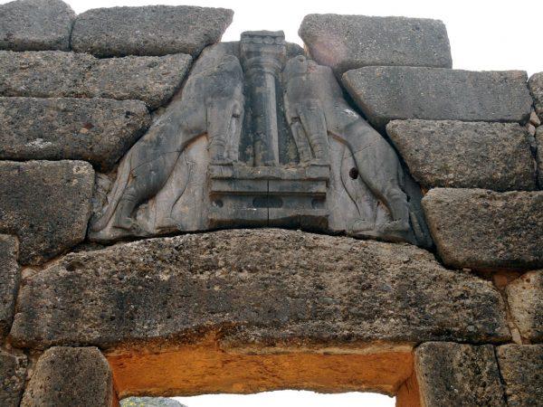 Ancient Mycenae Peloponnese Eric CB Cauchi Eternal Greece Ltd