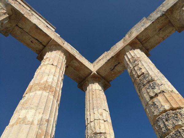 Ancient Nemea Temple of Zeus Peloponnese Eric CB Cauchi Eternal Greece Ltd
