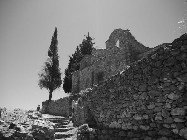 Mystras Peloponnese Eric CB Cauchi Eternal Greece Ltd