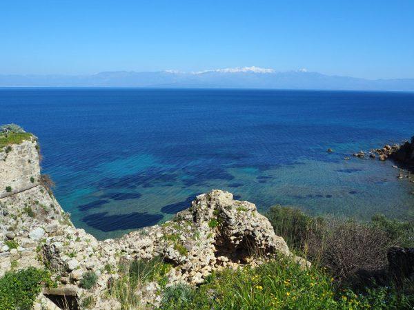 Koroni (Coroni) castle fortress Peloponnese Greece copyright Eric C.B. Cauchi Eternal Greece Ltd