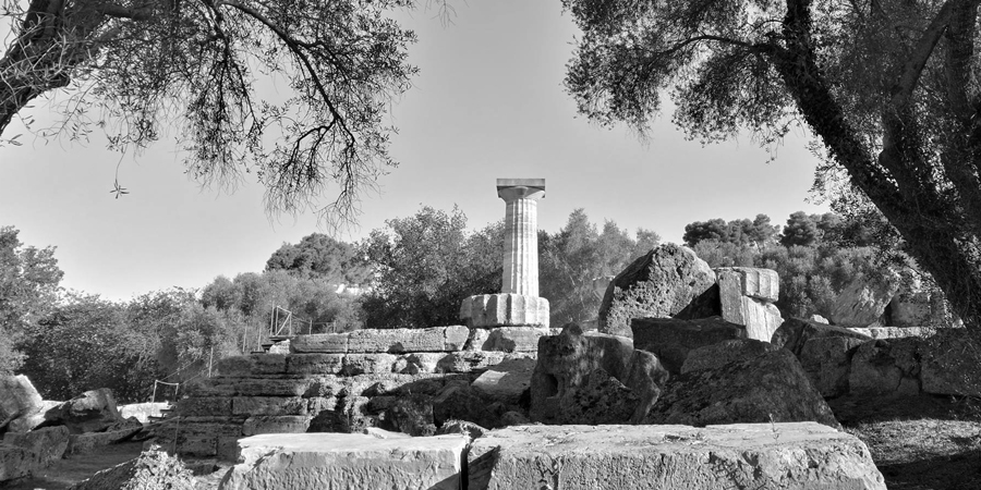 Ancient Olympia Eternal Greece Ltd