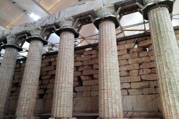Apollo Epicurius temple and archaeological site Peloponnese Eric CB Cauchi Eternal Greece