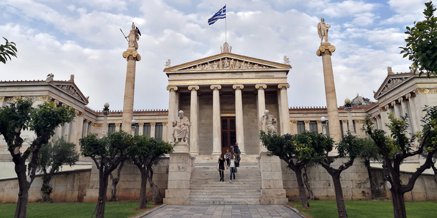 Academy of Athens Eternal Greece Ltd