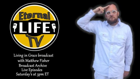 Matthew Fisher – Living in Grace broadcast