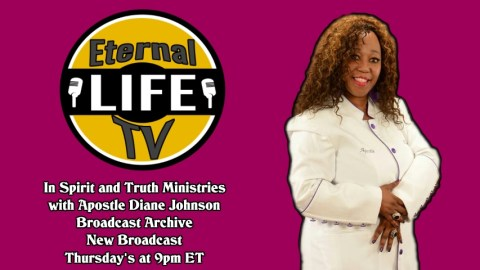 Apostle Diane Johnson – In Spirit and Truth Ministries TV broadcast