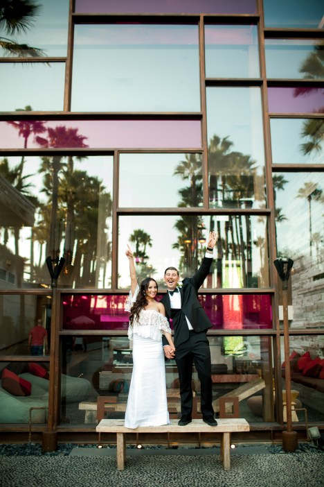 Hotel Maya Wedding Christina & Tyler