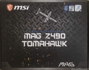 MSI MAG No490 Томагавк Материнская доска Обзор