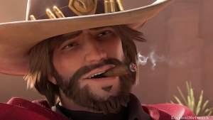 Overwatch изменит имя персонажа-ковбоя Маккри