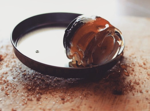 DIY Ole Henrikson sugar polish mask