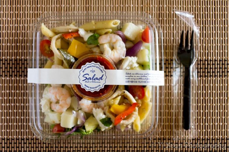Seafood & Pasta Salad