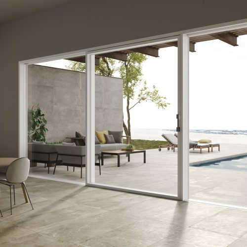 Sliding doors with Lift and Slide