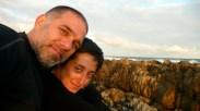 a solas en el mar, La Barra (Uruguay)