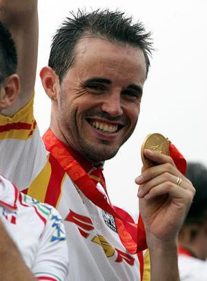 Oro olímpico