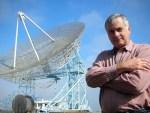 Seth Shostak do instituto SETI que busca por civilizações extraterrestres