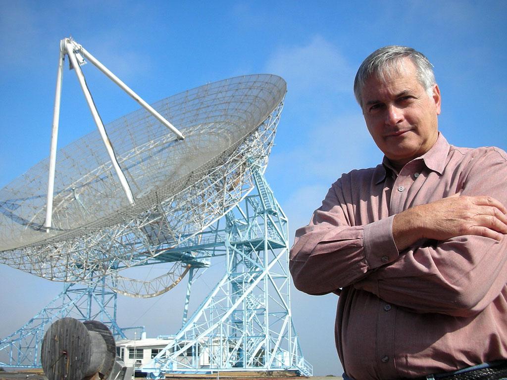 Seth Shostak do programa SETI
