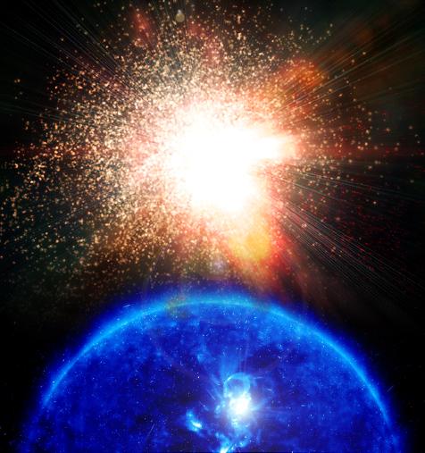 2012: Não haverá tempestade solar assassina!
