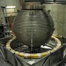 A Terra modelada: podemos simular em laboratório o campo magnético terrestre? (Flora Lichtman, NPR)