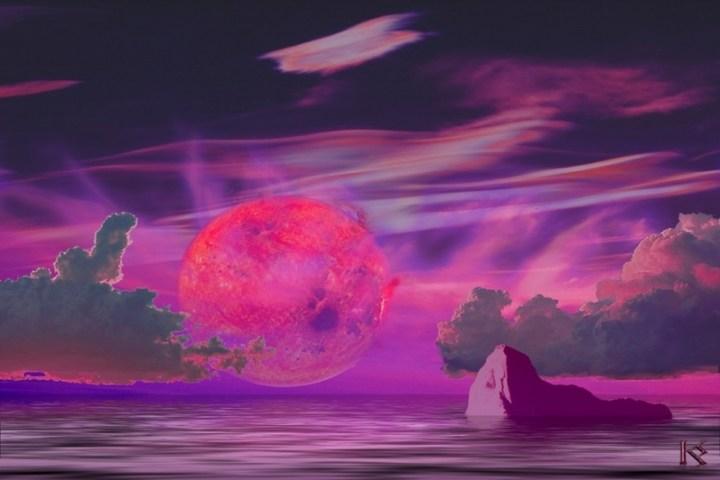 Gliese 581c - Crédito©: Karen Wehrstein {1}
