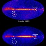 FERMI registra a explosão de raios gama mais brilhante do Universo observável