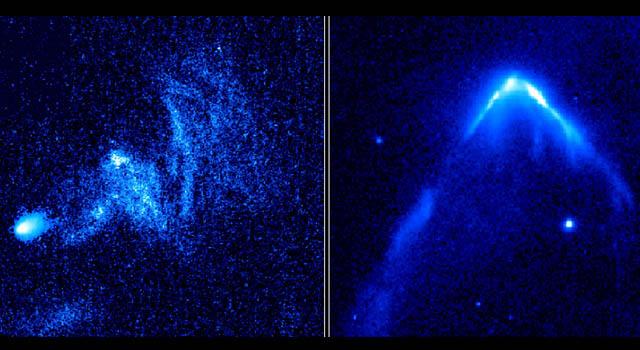 Ballistic Stars Hubble