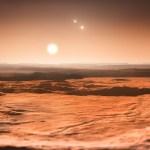 ESO: Três exoplanetas habitáveis em Gliese 667C !