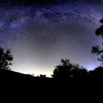 Uma noite estrelada no Alentejo por Miguel Claro