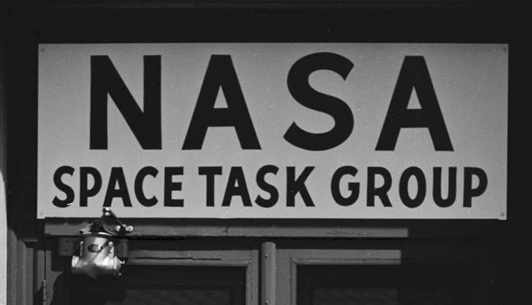 http://en.wikipedia.org/wiki/Space_Task_Group