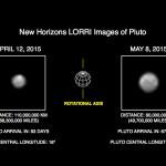 New Horizons revela mais detalhes de Plutão a medida que se aproxima do planeta anão