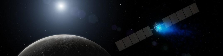 Missão DAWN em Ceres