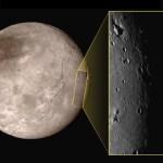 A lua Caronte revelada pela New Horizons