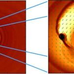 PG 1302-102: GALEX e Hubble examinam sinais luminosos de buracos negros supermassivos em colisão
