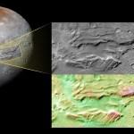 New Horizons revela o passado dramático de Caronte, a lua fraturada teve um oceano subsuperficial que congelou?