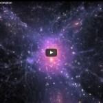 Simulação computacional cosmológica mostra a evolução das galáxias no Universo