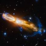 OH 231.8+04.2: a Nebulosa do 'Ovo Podre' revelada pelo Hubble e processada por Judy Schmidt