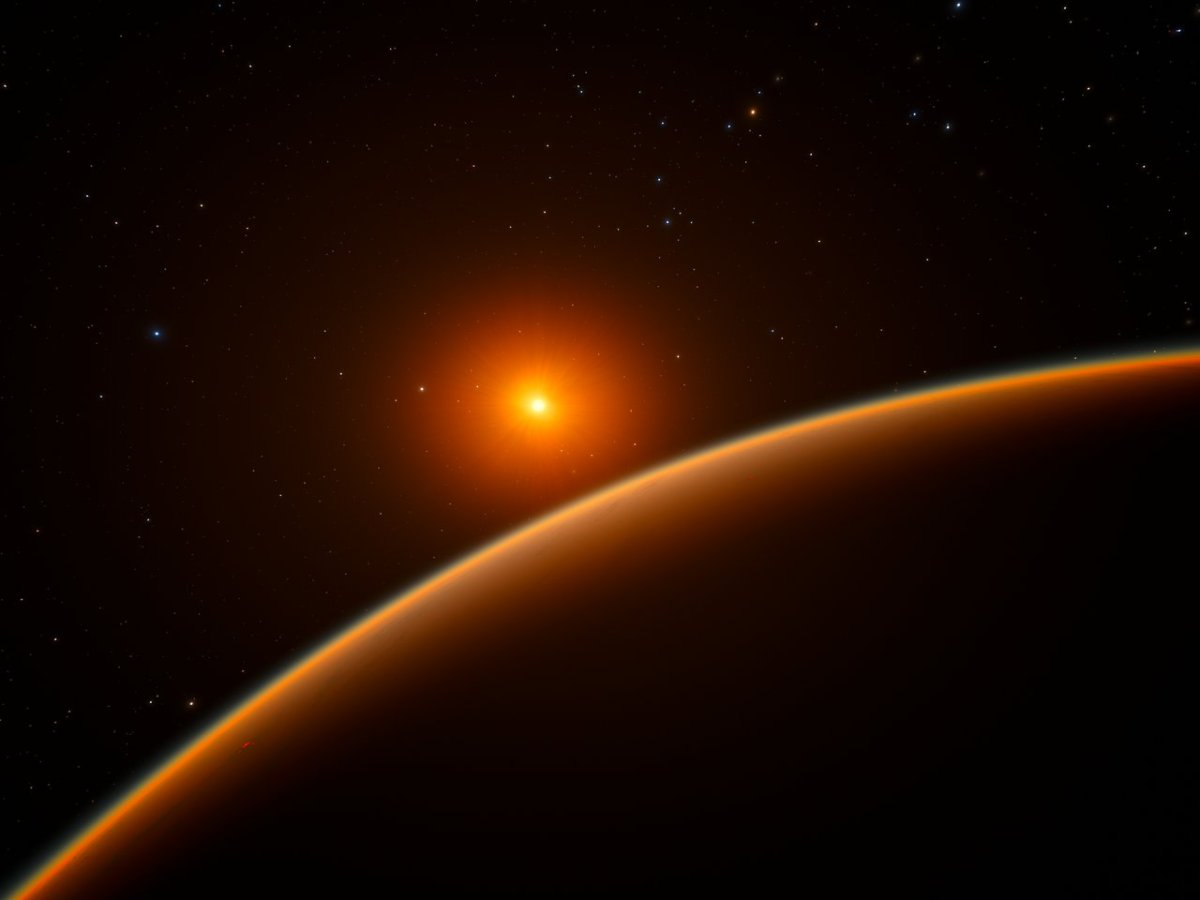LHS 1140b: Descoberta super-Terra rochosa em trânsito na zona de habitabilidade de uma estrela anã vermelha