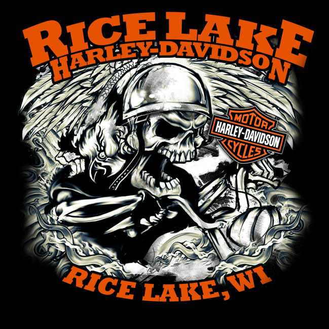Rice Lake Harley Davidson Eternyl Studios Design Co