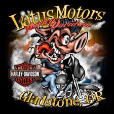 Latus Motors Harley-Davidson Rothesque