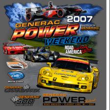 Road America 2007 Generac Power Weekend