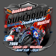Superbike 2008 Road America Doubleheader