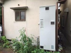 パナソニック 電気温水器からエコキュート オール電化