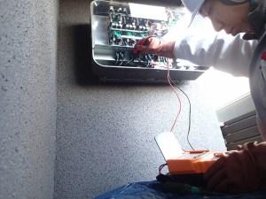 太陽光発電IV測定