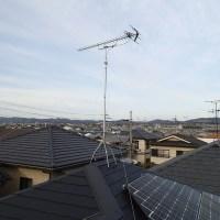 アンテナ工事 太陽光